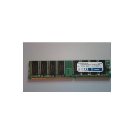 Hyperarm Arbeitsspeicher 1GB 400 MHz PC 3200 64X8 184 Pin Dimm