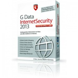 G DataInternet Security 2013 3PCs 12 Monate