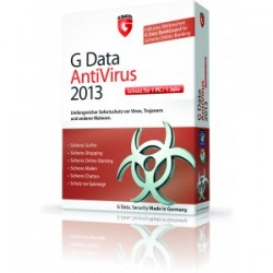 G Data Internet Security 2013 1PC Lizenz 12 Monate